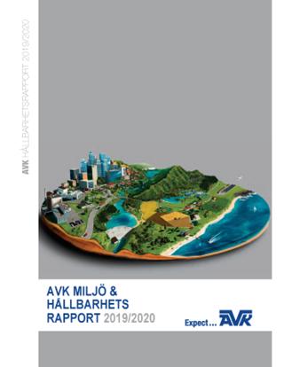 Front Image Hållbarhetsrapport